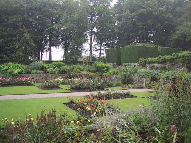 Gardens at Castle Drogo - geograph.org.uk - 920223