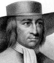George Fox, who founded the Quakers, was imprisoned in Scarborough Castle in the 17th century.