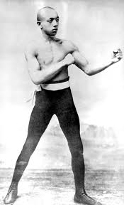 English: George Dixon, canandian boxer. Portug...