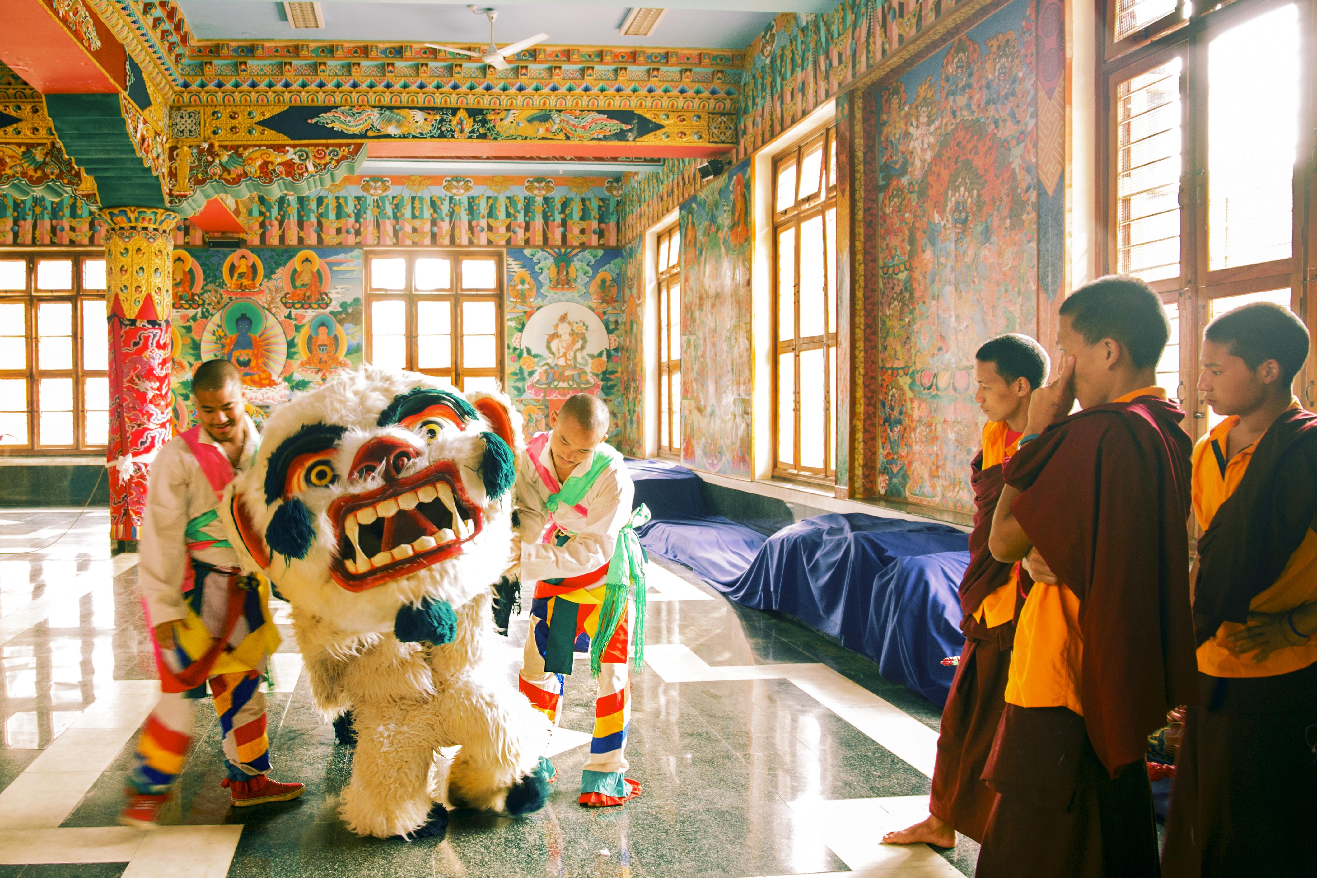Losar- Tibetan New Year   List of festivals in India