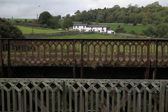 Glebe Farm, Miller's Dale - geograph.org.uk - 1003923