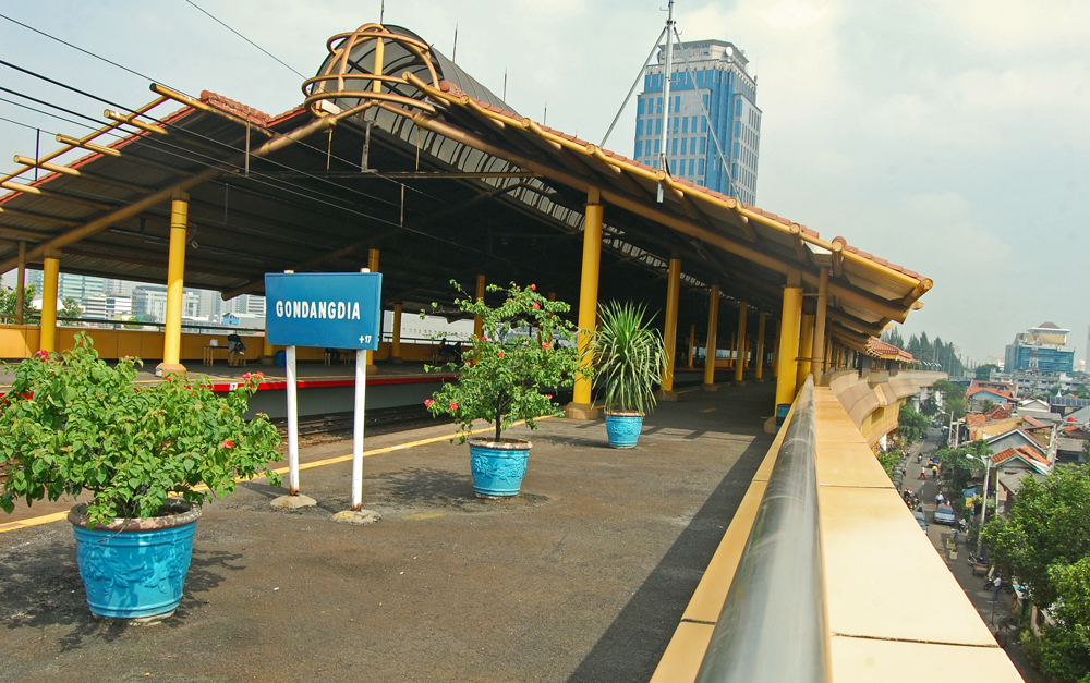 lokasi strategis - kost eksklusif di Jakarta Pusat