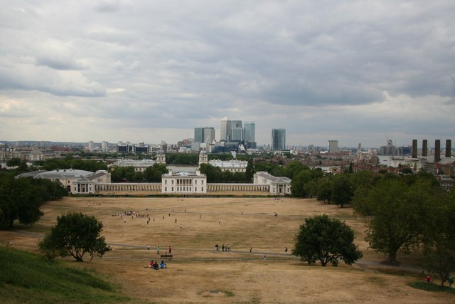 Greenwich Park - geograph.org.uk - 240925