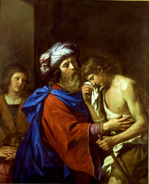 Guercino [Public domain], via Wikimedia Commons