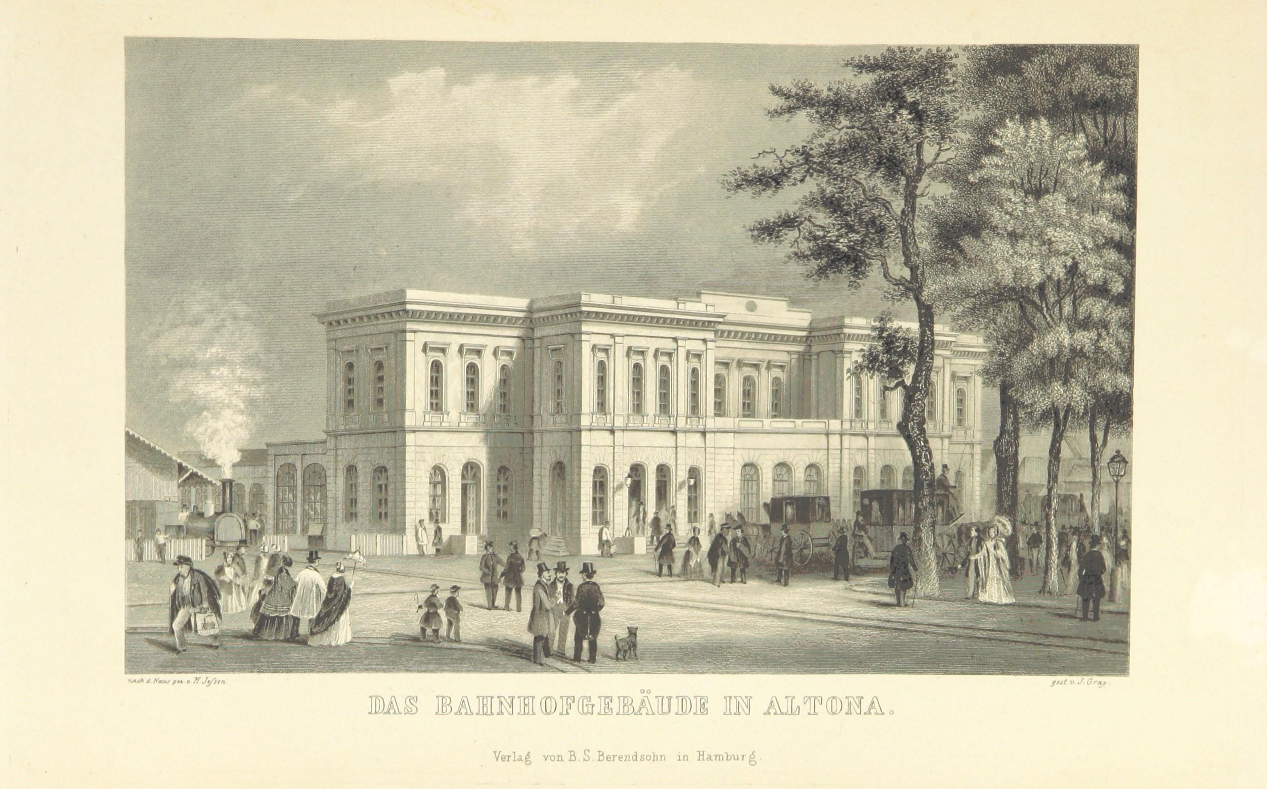 File:Hamburg und seine Umgebungen im 19. Jahrhundert., F. G. Bueck, 1844