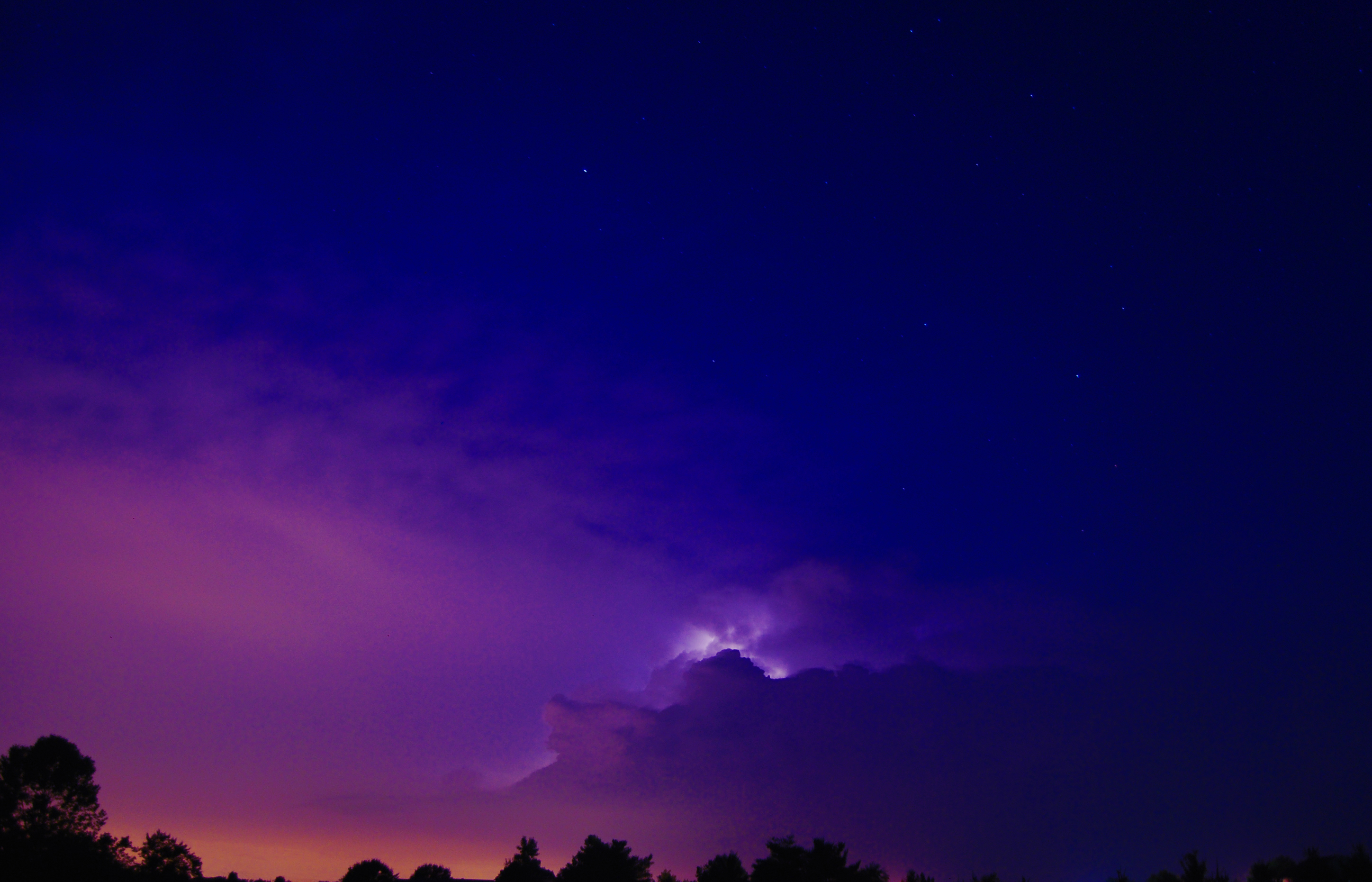 Heat Lightning by LightSmith (Photo) | Weather Underground