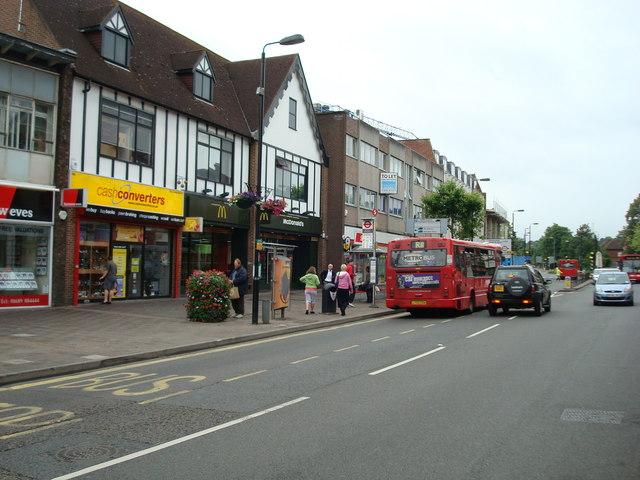 High Street, Orpington - geograph.org.uk - 1394442