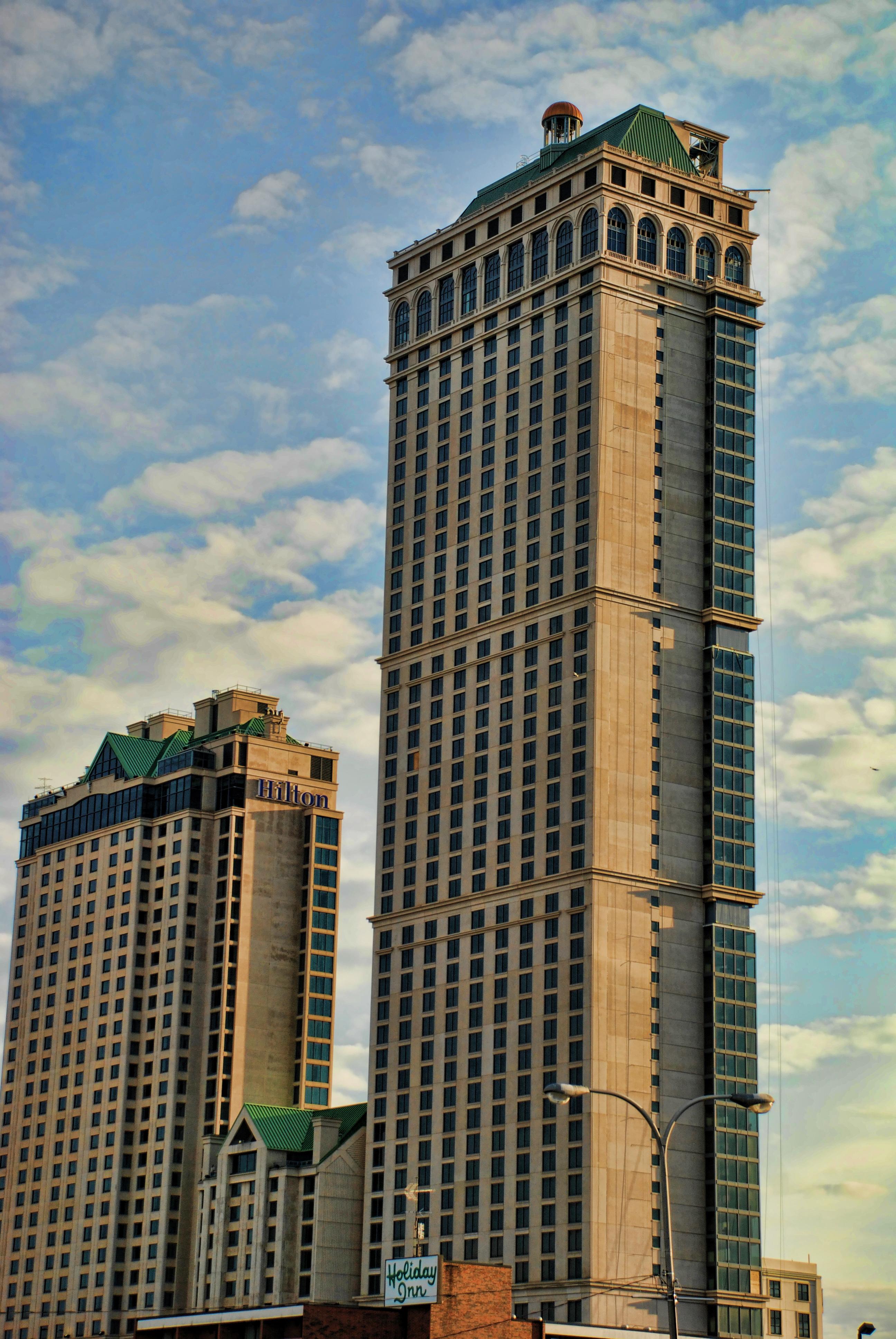 Hilton fallsview casino hotel niagara falls on