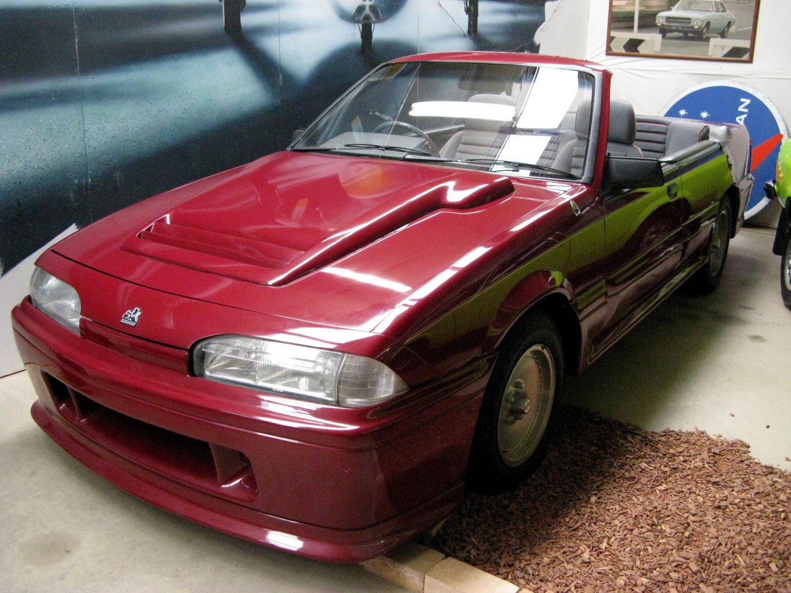 Convertible Commodore For Sale 16 000