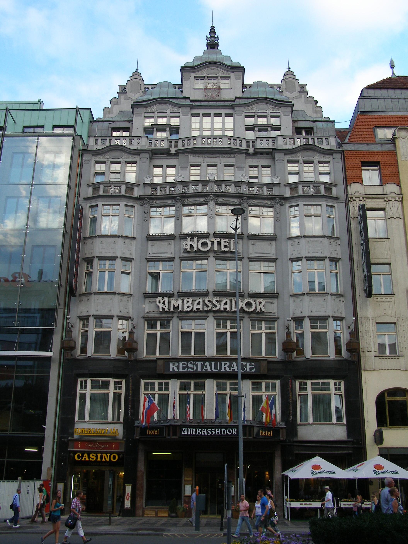 File hotel ambassador nov m sto praha 1 v clavsk n m for Hotel ambassador
