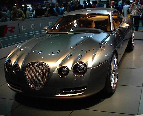 Jaguar F Type Convertible >> Jaguar R-Coupe - Wikipedia