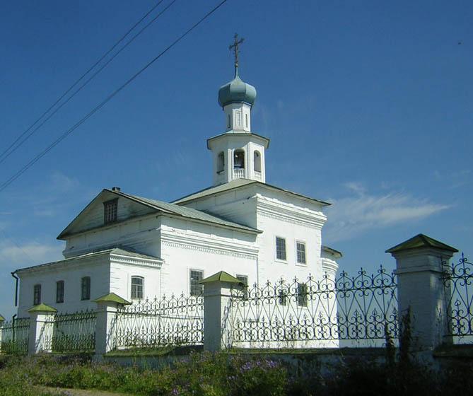 Чердынский Богословский монастырь