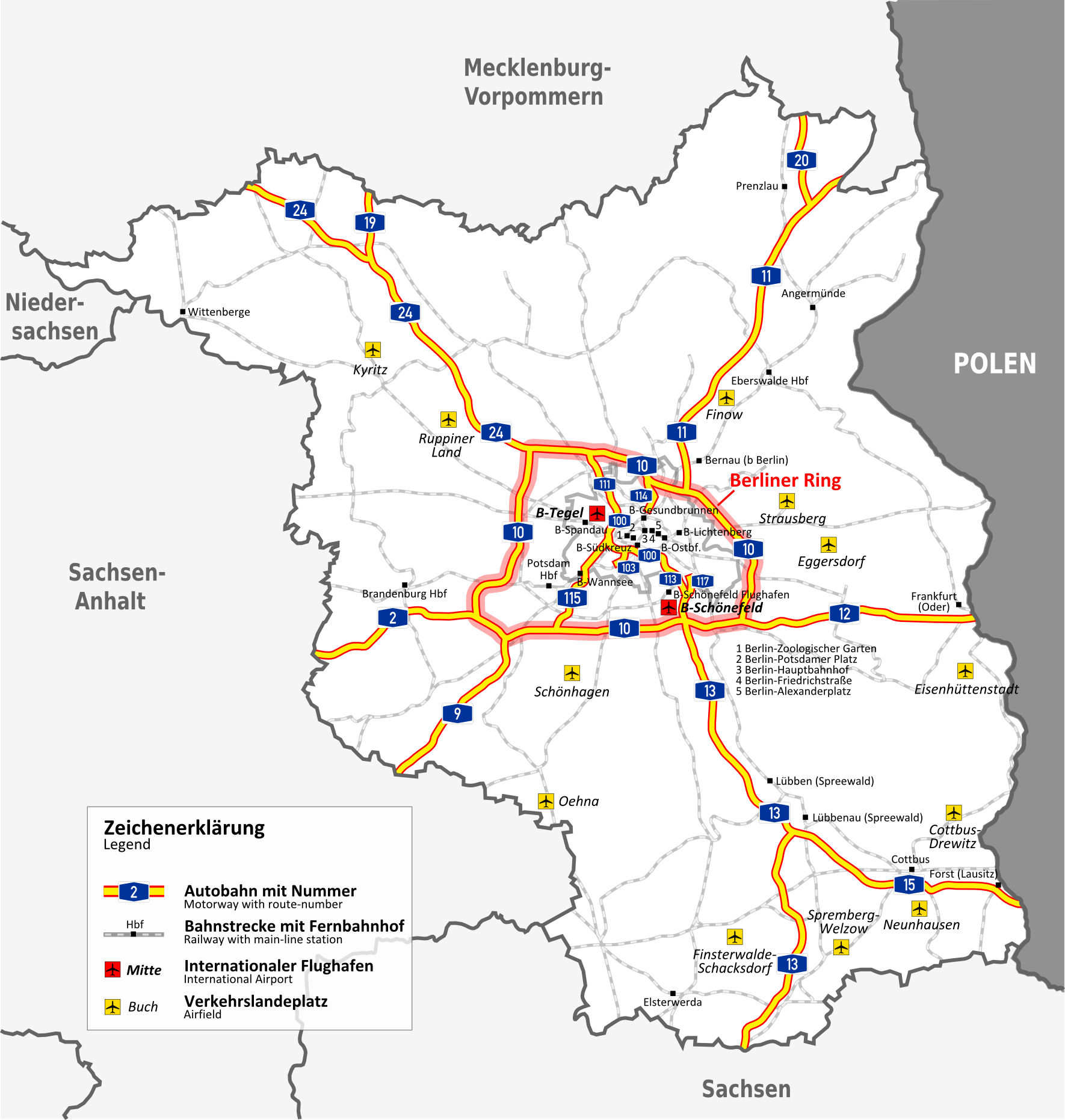 karte berlin brandenburg Datei:Karte Metropolregion Berlin Brandenburg Infrastruktur.png  karte berlin brandenburg