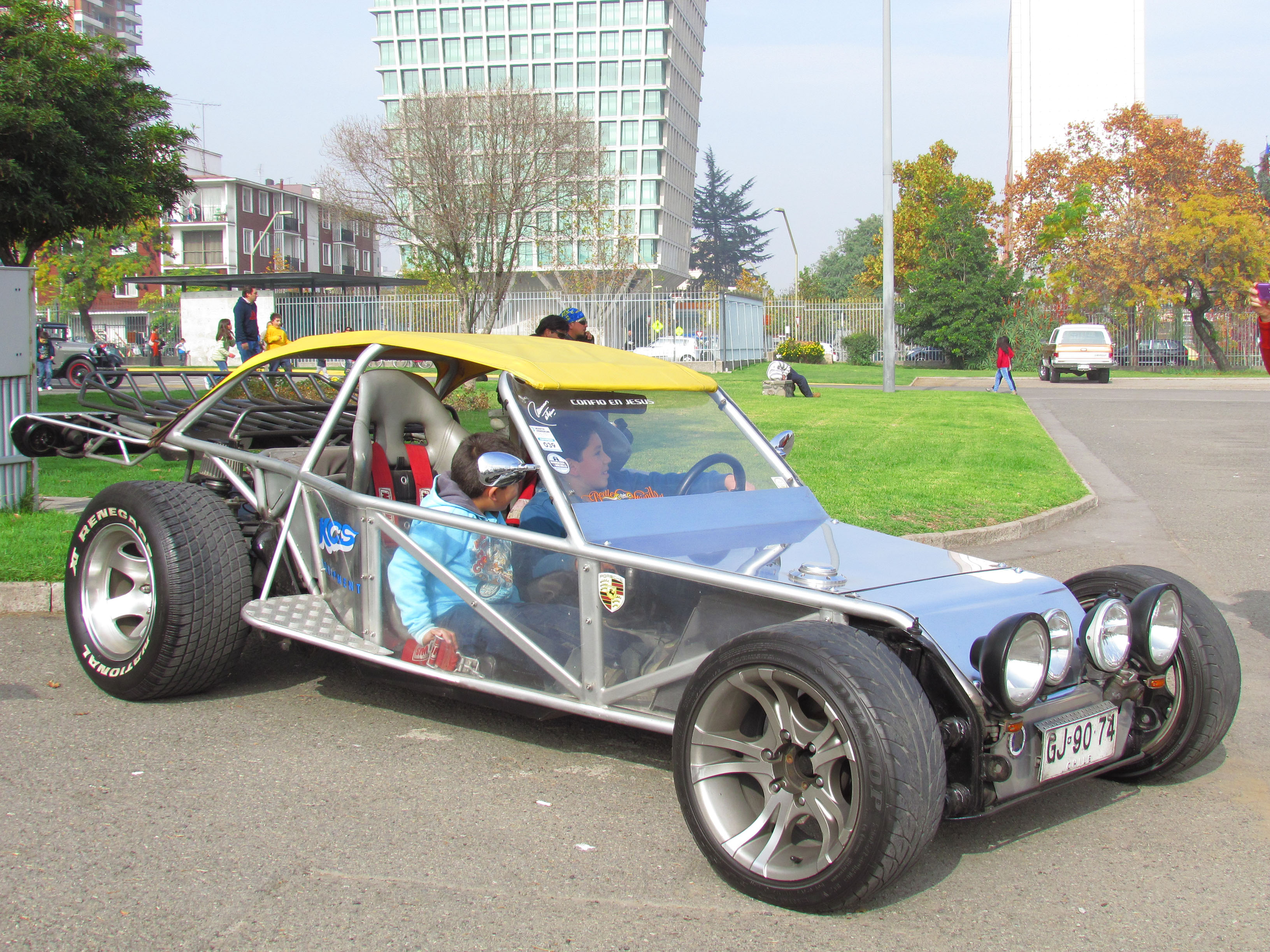 Steel Framed Cars : Wiki space frame upcscavenger