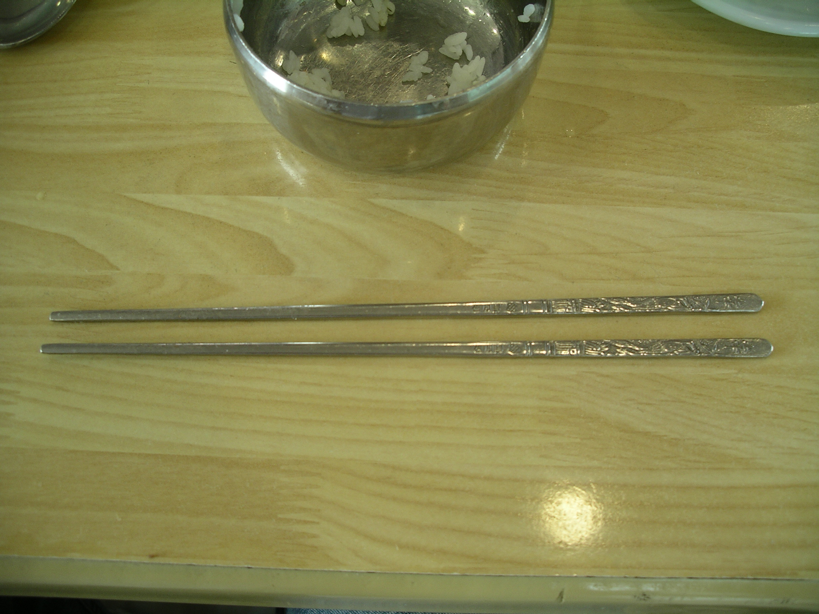 Korean Chopsticks