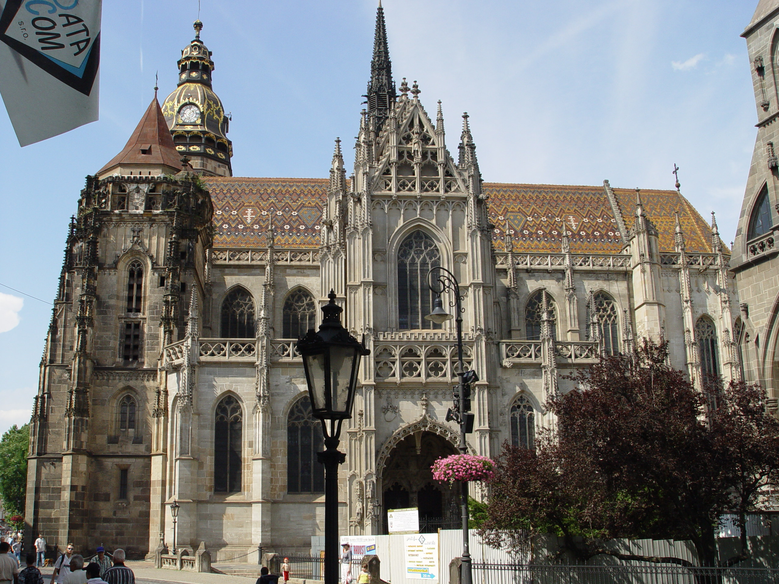 Slovačka Kosice_(Slovakia)_-_St._Elizabeth%27s_Catedral_1