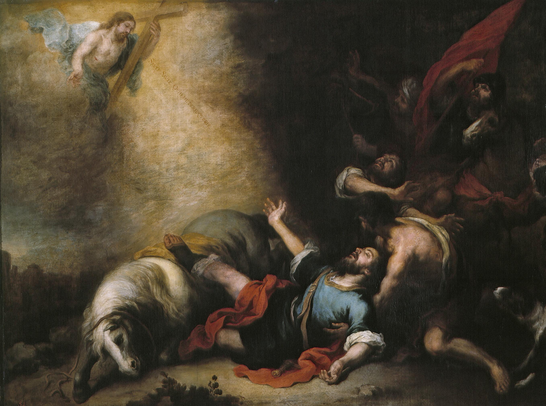 Znalezione obrazy dla zapytania nawrócenie św. pawła