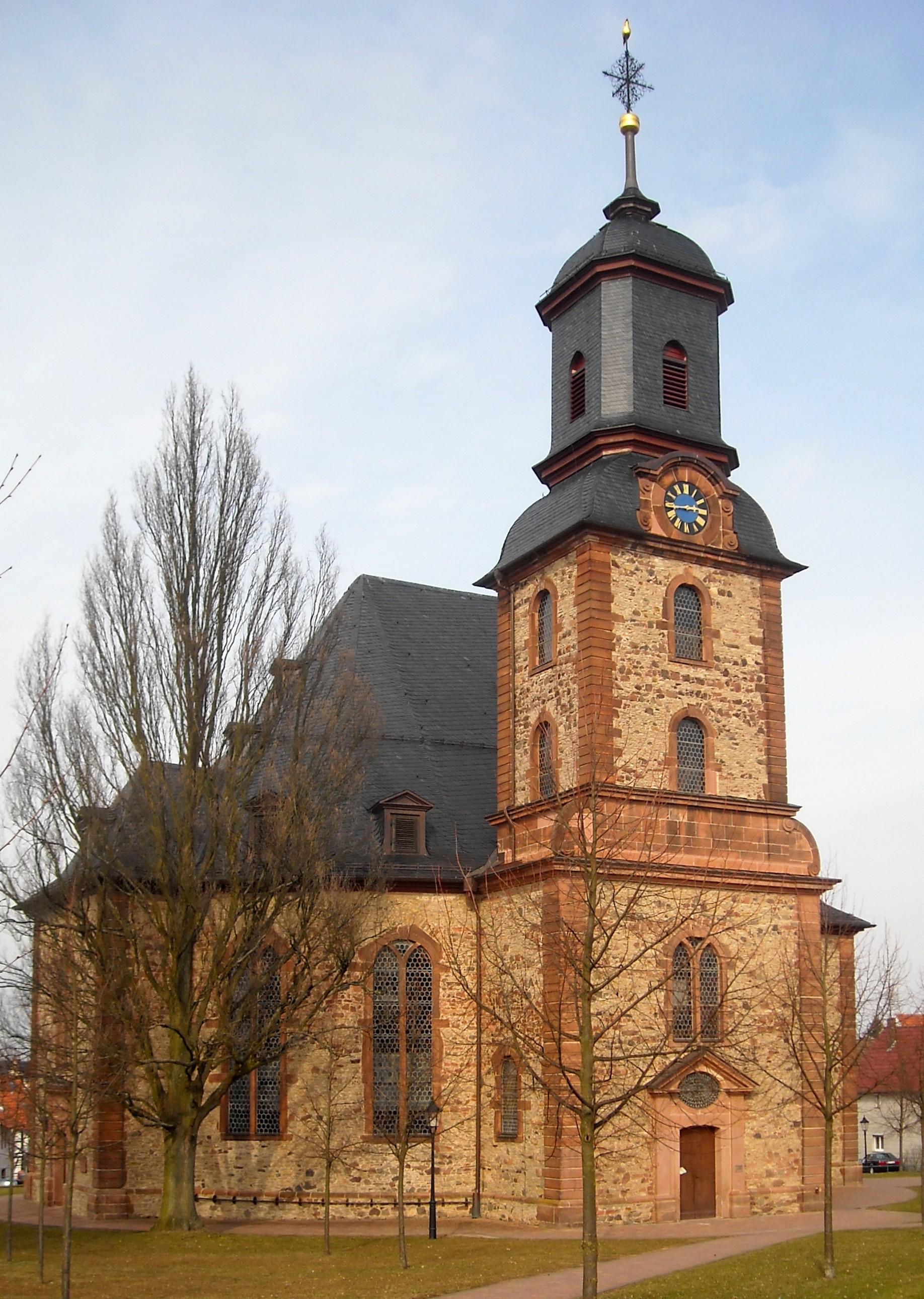 evangelische kirche erlensee