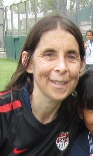 Lauren Gregg American soccer coach