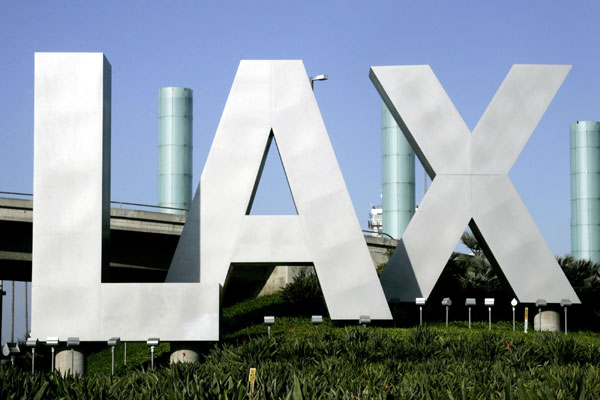Phtoto of LAX Airport - Law Offices of Jerod Gunsberg