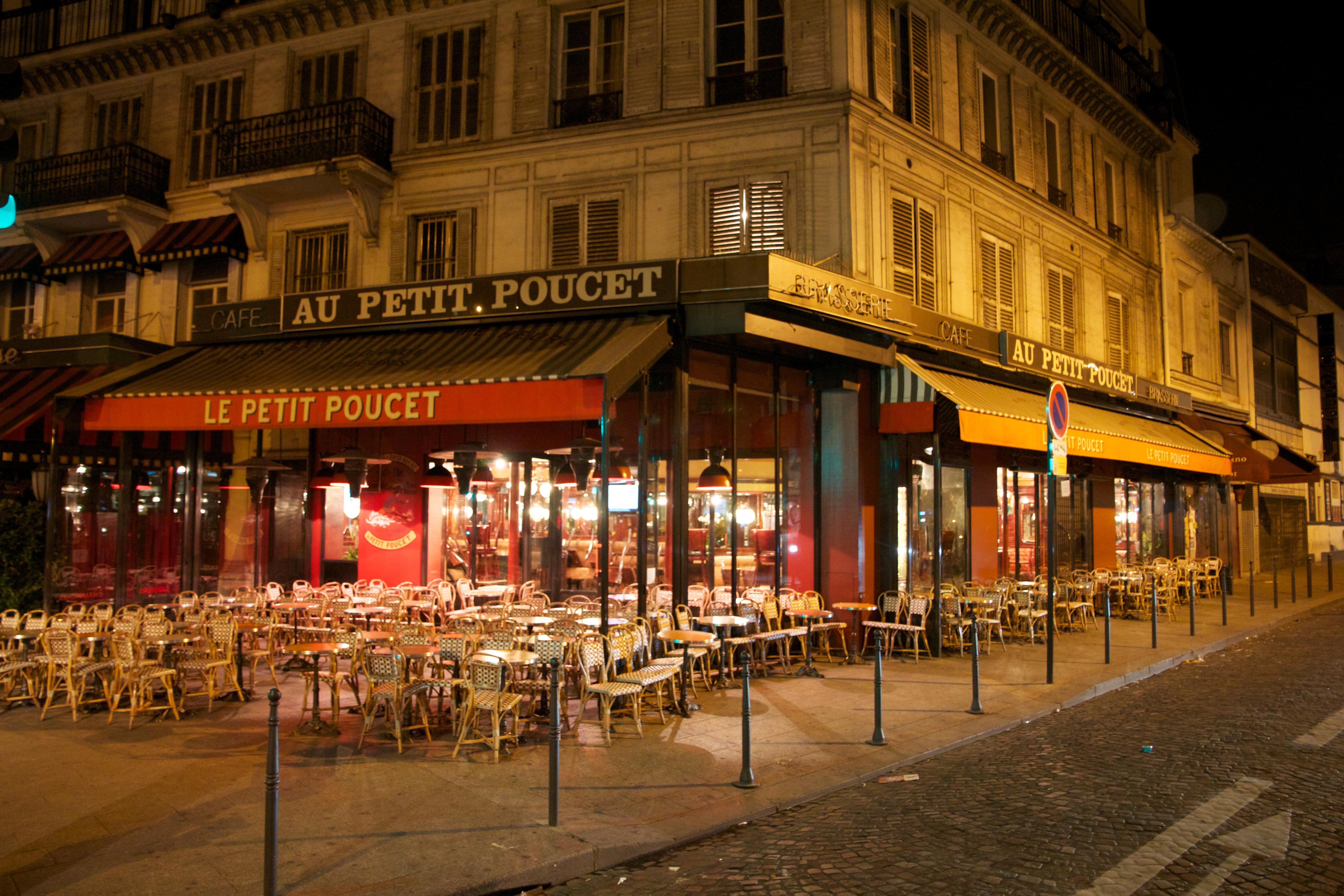Restaurant Le Petit Jardin A Montpellier