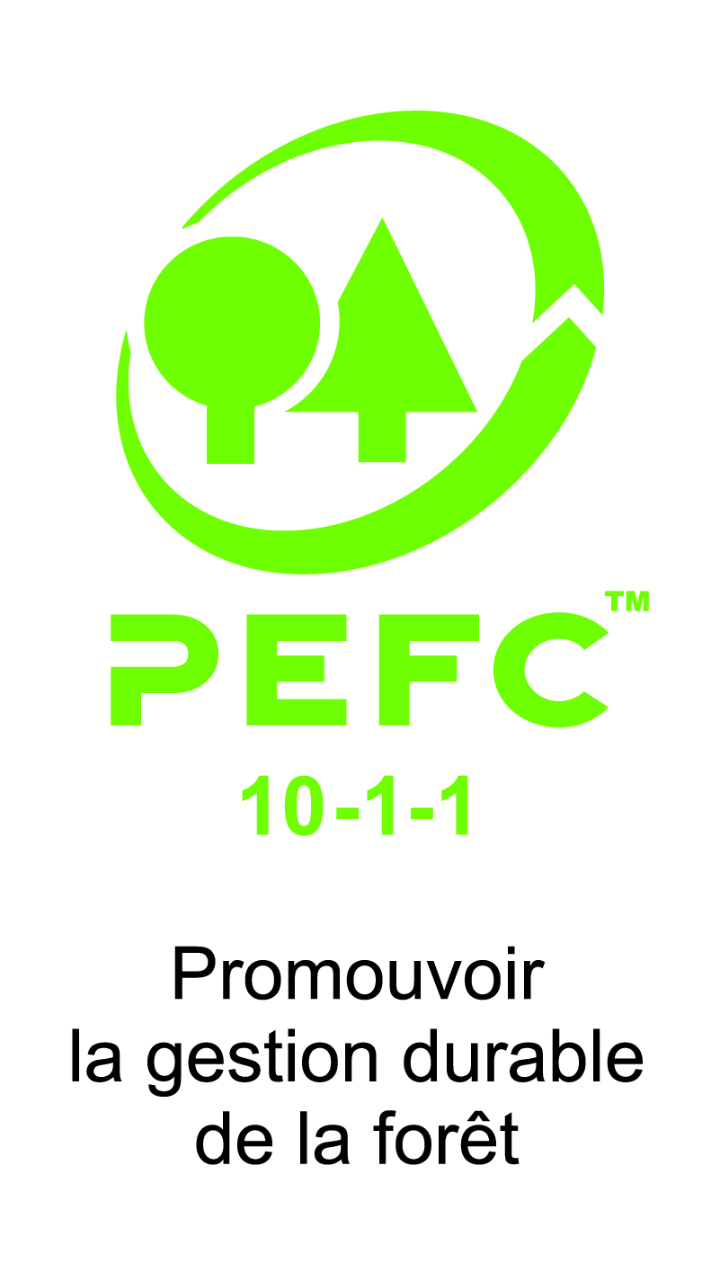 Norme PEFC - © PEFC France / Wikipedia Commons