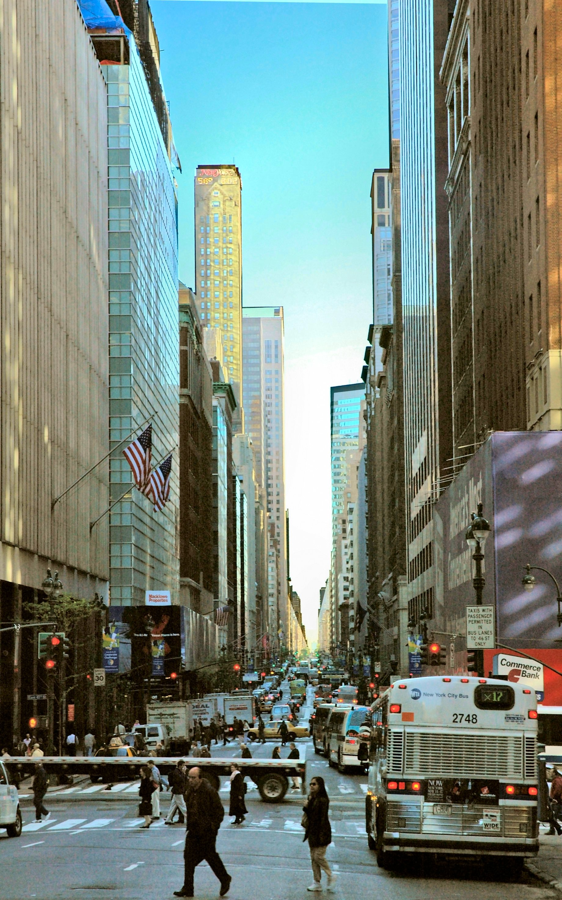 Madison Avenue net worth