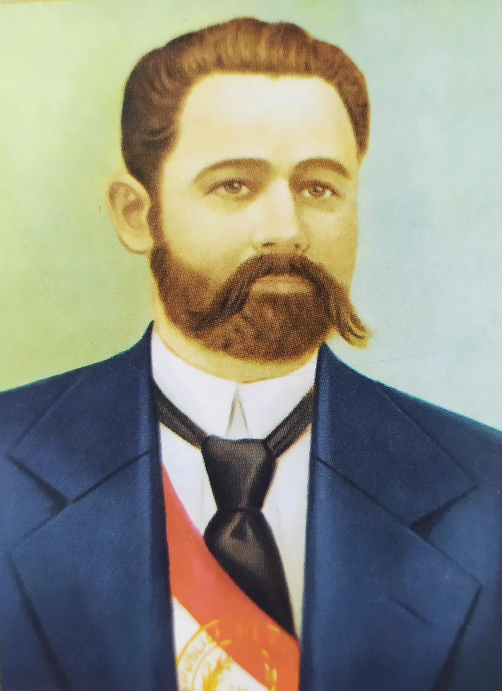 Marcos Morínigo President of Paraguay