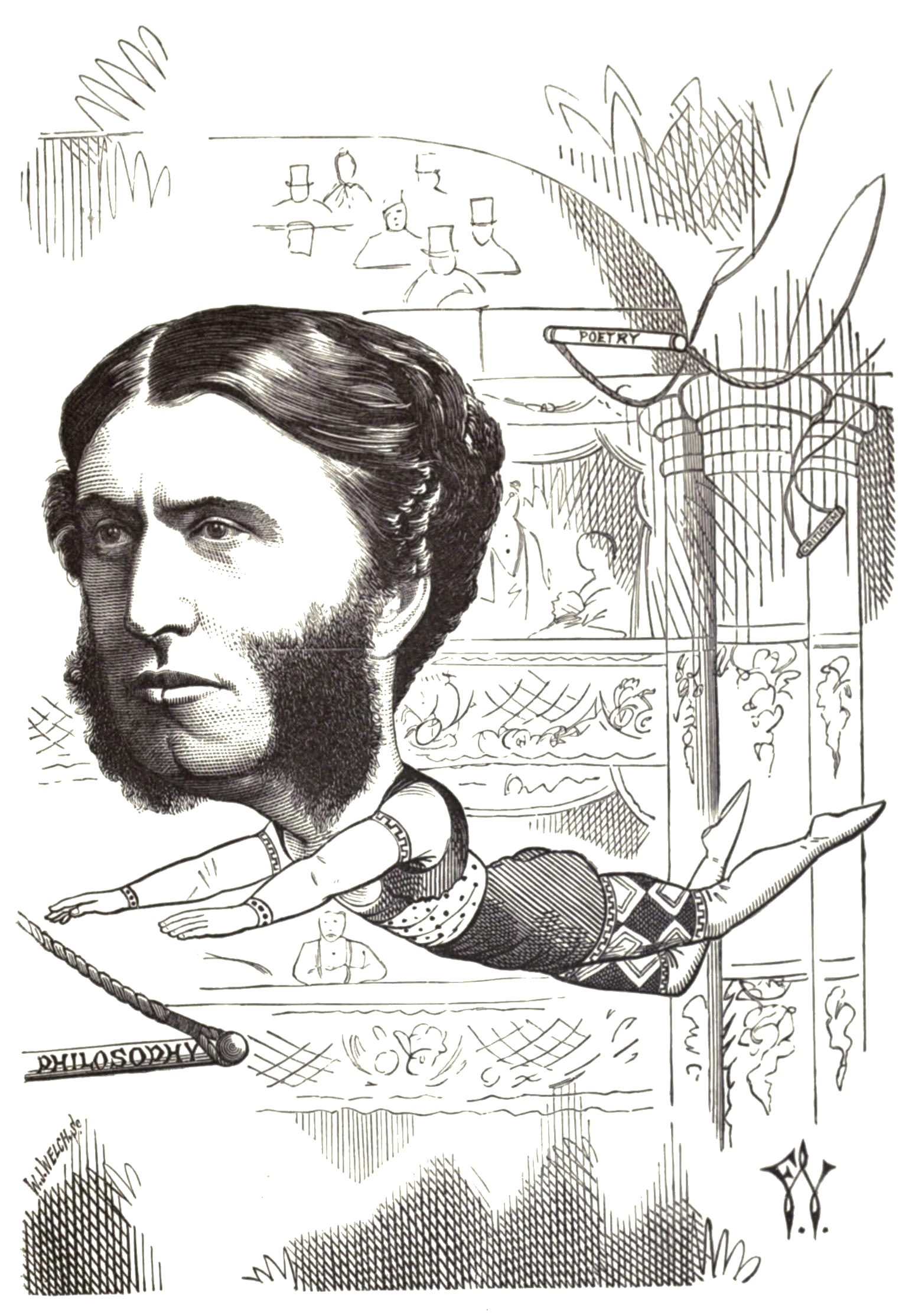 mathew arnold The volume of essays in criticism which had been collected by matthew arnold  from various periodicals before his death, and which has just been published.