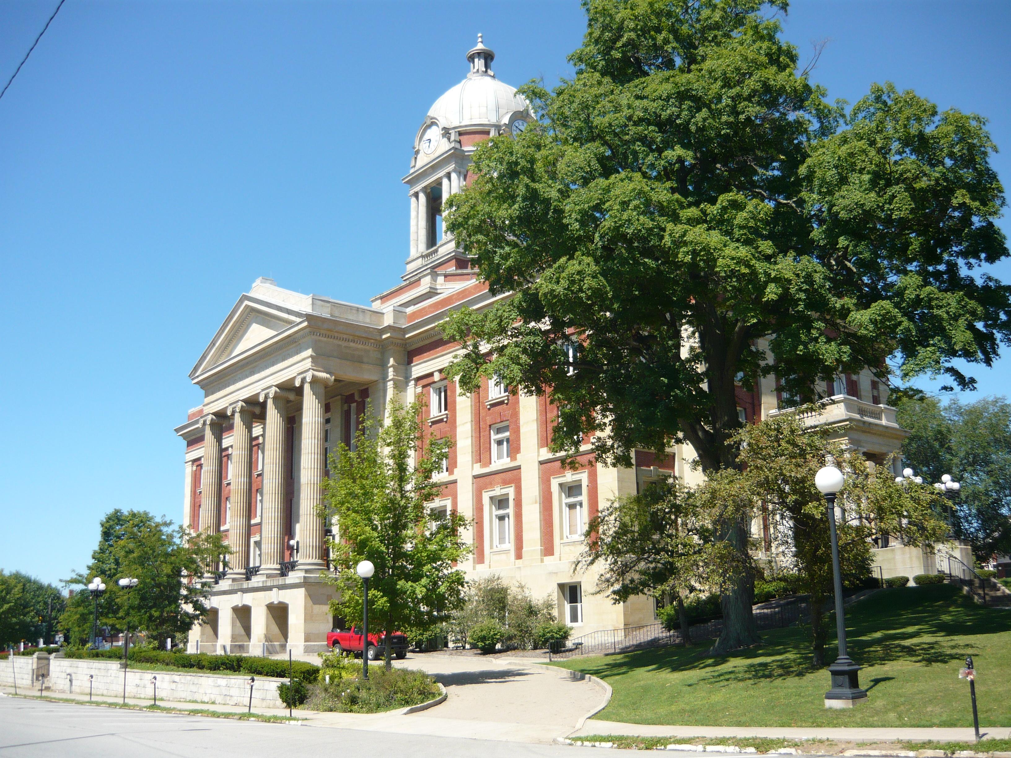 Mercer County, Pennsylvania Facts