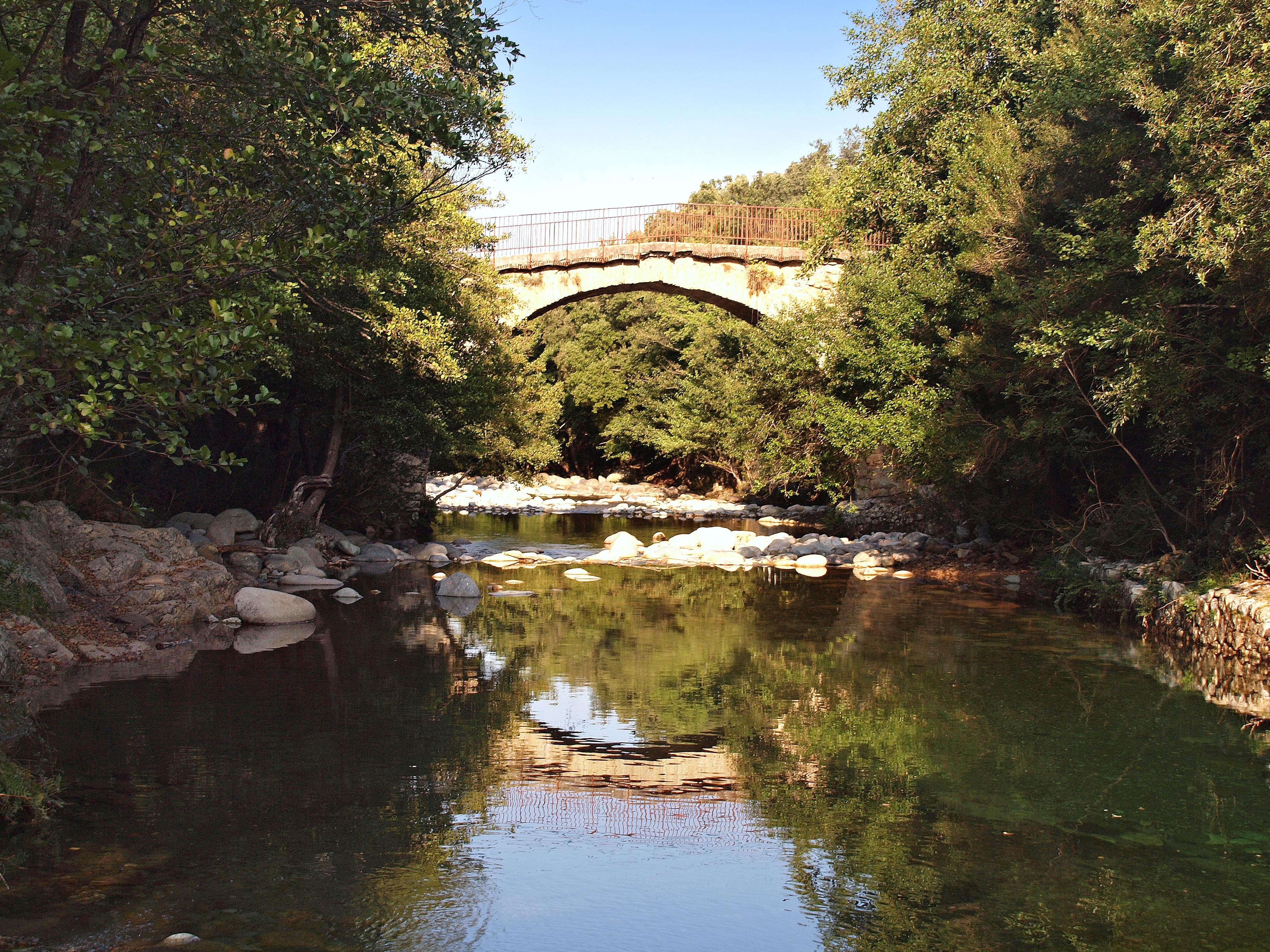 Description moltifao vieux pont genois