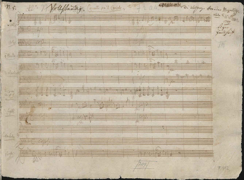 Piano Concerto No  22 (Mozart) - Wikipedia
