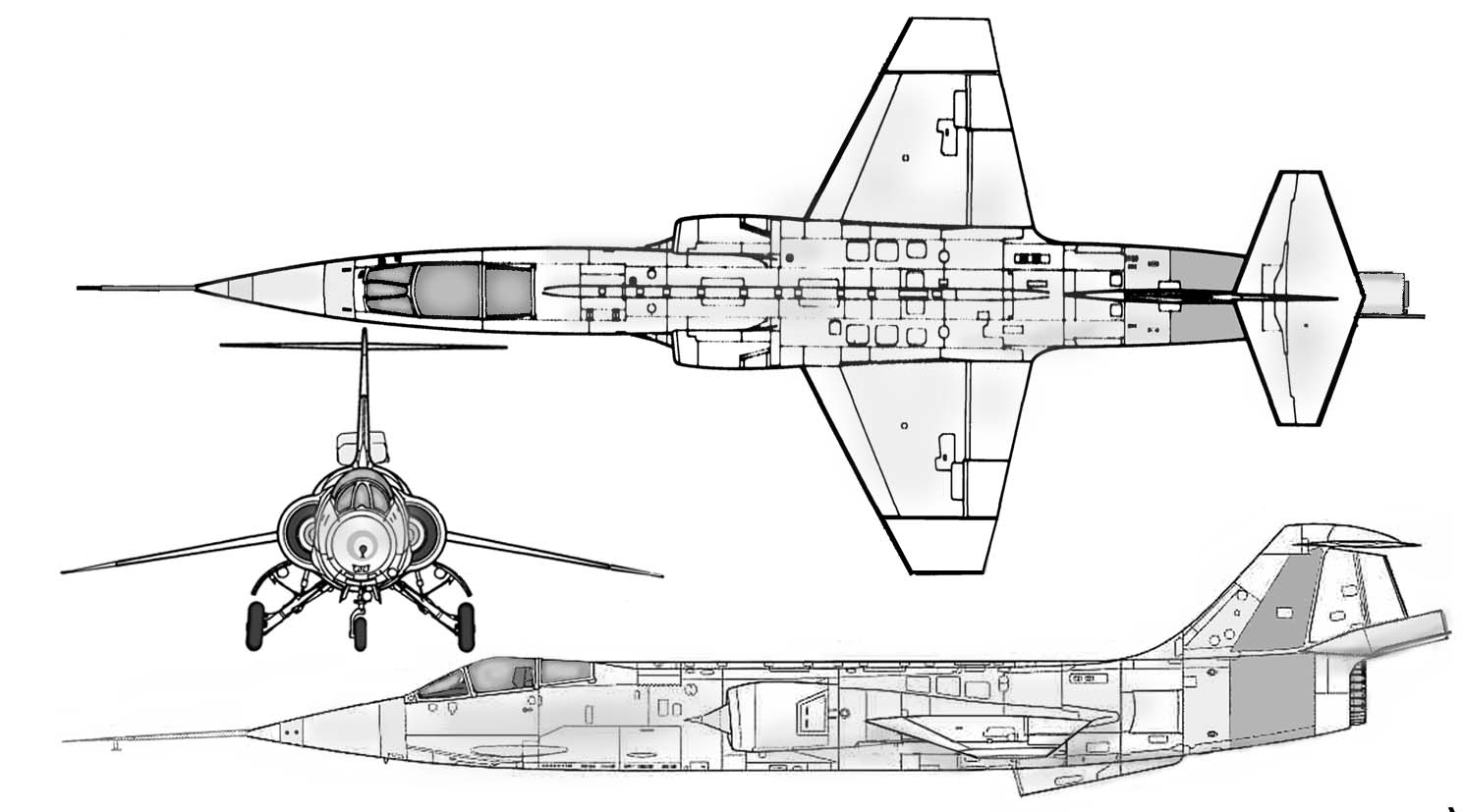 Why were delta wing fighters and bombers sometimes