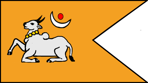 Flag Of The Jaffna Kingdom Wikipedia