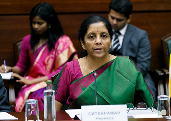 Union Minister Nirmala Sitharaman said that expert opinion on the budget is necessary.