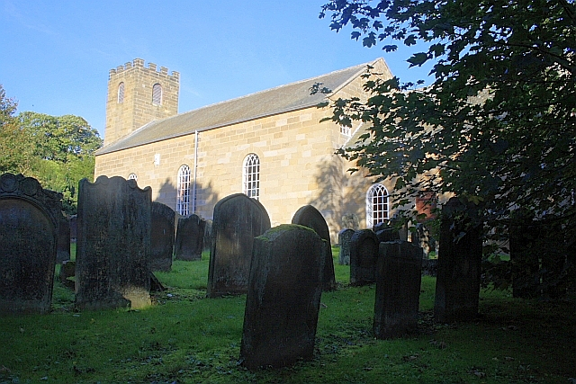 Old All Saints Church, Skelton-in-Cleveland