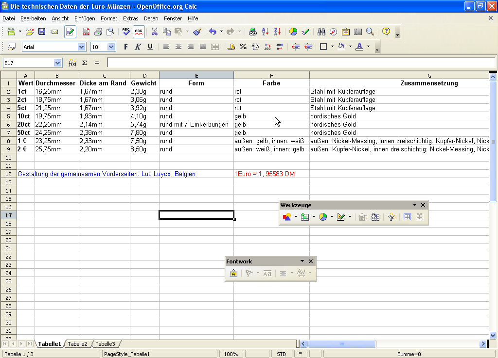 61718 � viewing column and row headers in calc look dated