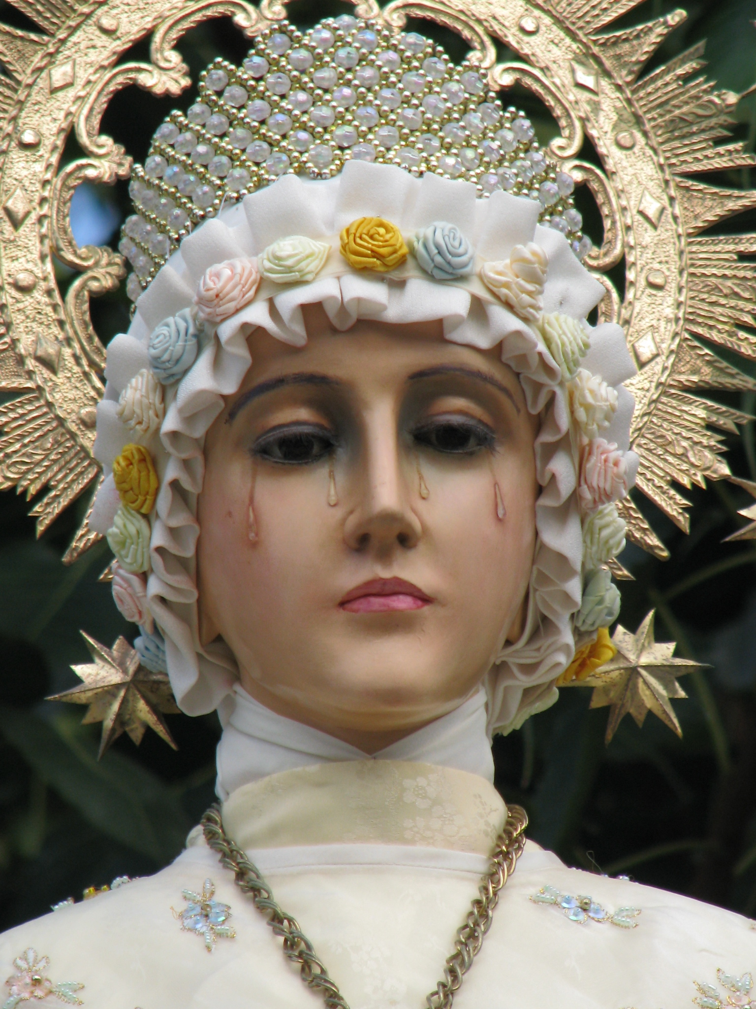 Image result for image of our lady of la salette