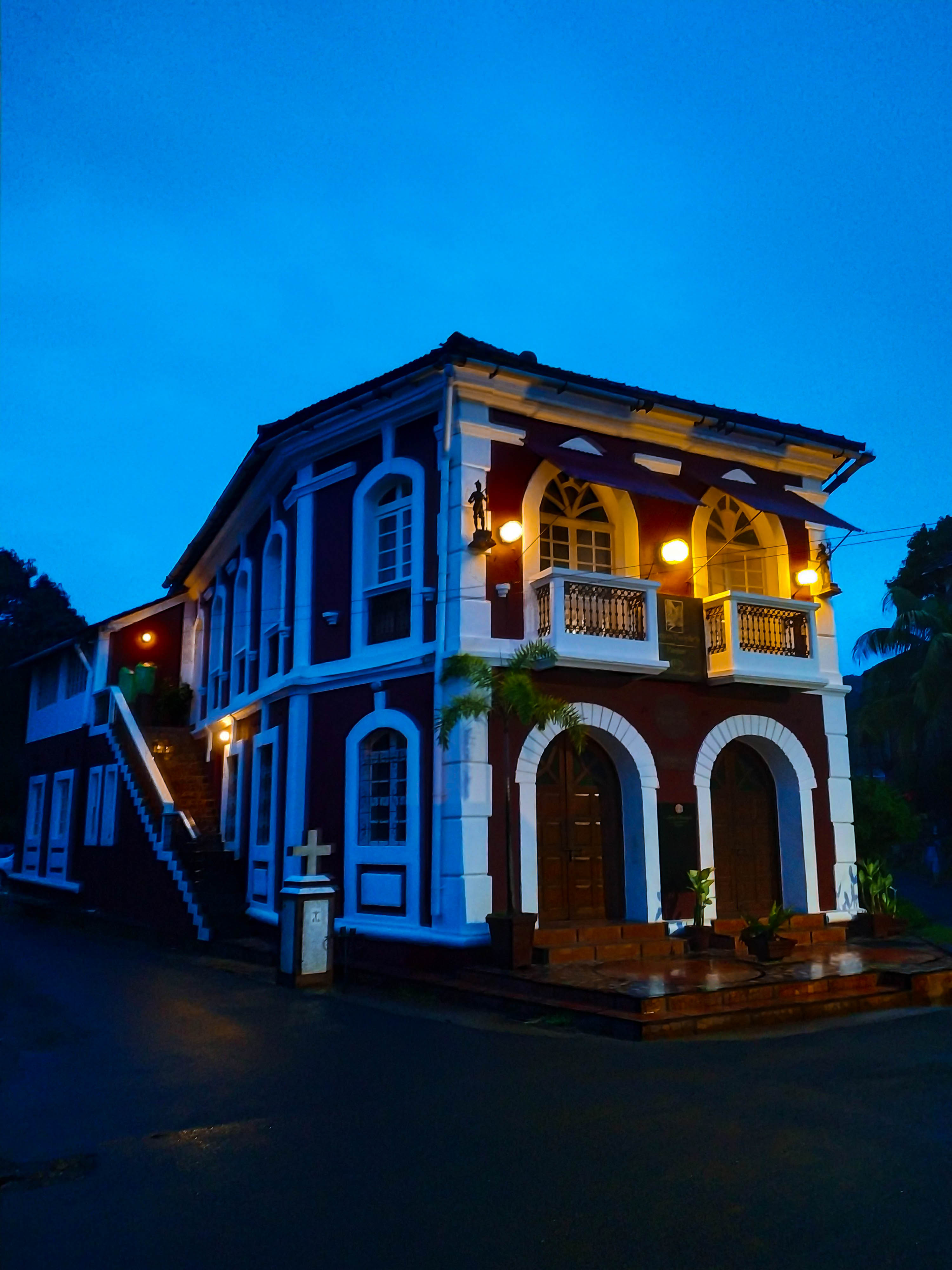 Old house of Fontainhas that you shouldn't miss in your Goa trip