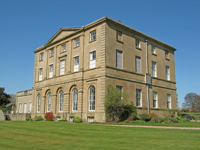 Papplewick Hall and grounds - geograph.org.uk - 1889705