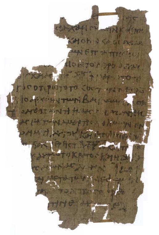 http://upload.wikimedia.org/wikipedia/commons/6/63/Papyrus_18_POxy1079.jpg