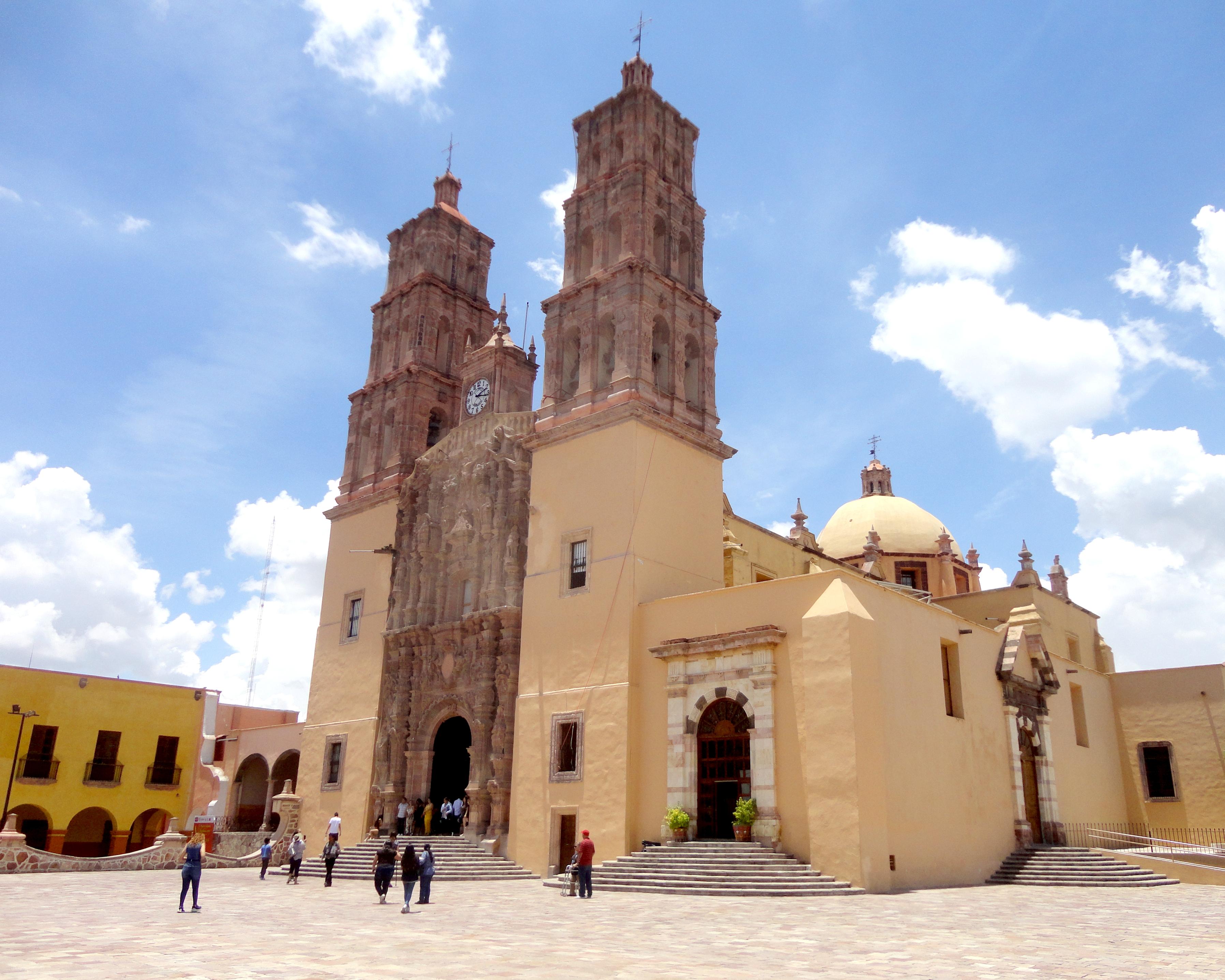 Parroquia De Nuestra Señora De Los Dolores Dolores Hidalgo