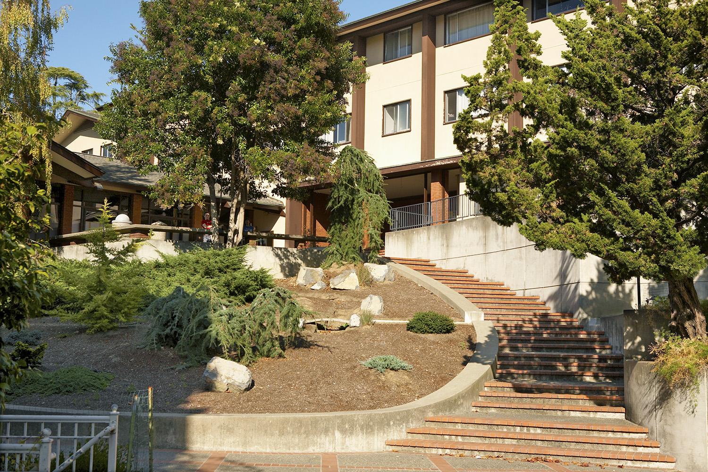 Dominican university of california pennafort hall