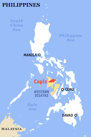 Ph locator map capiz (white).png