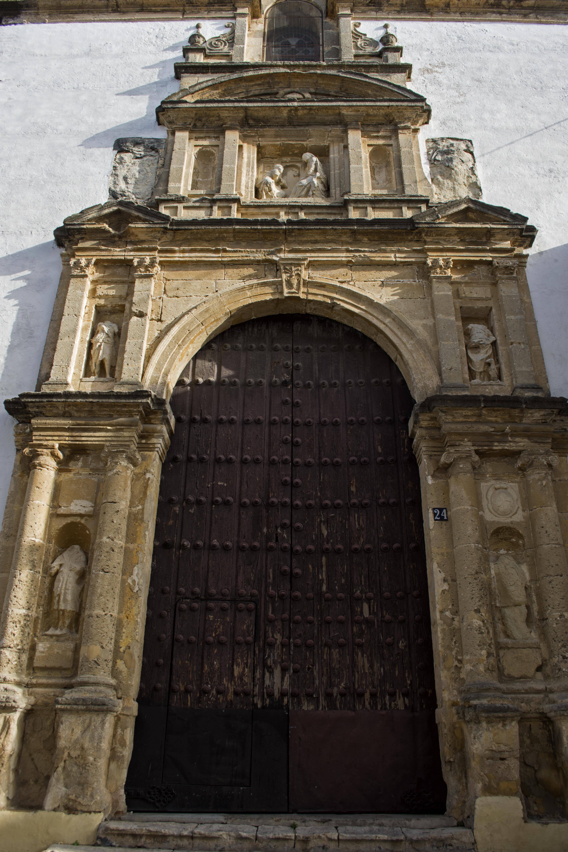 Basílica De La Caridad Sanlúcar De Barrameda Wikipedia La Enciclopedia Libre