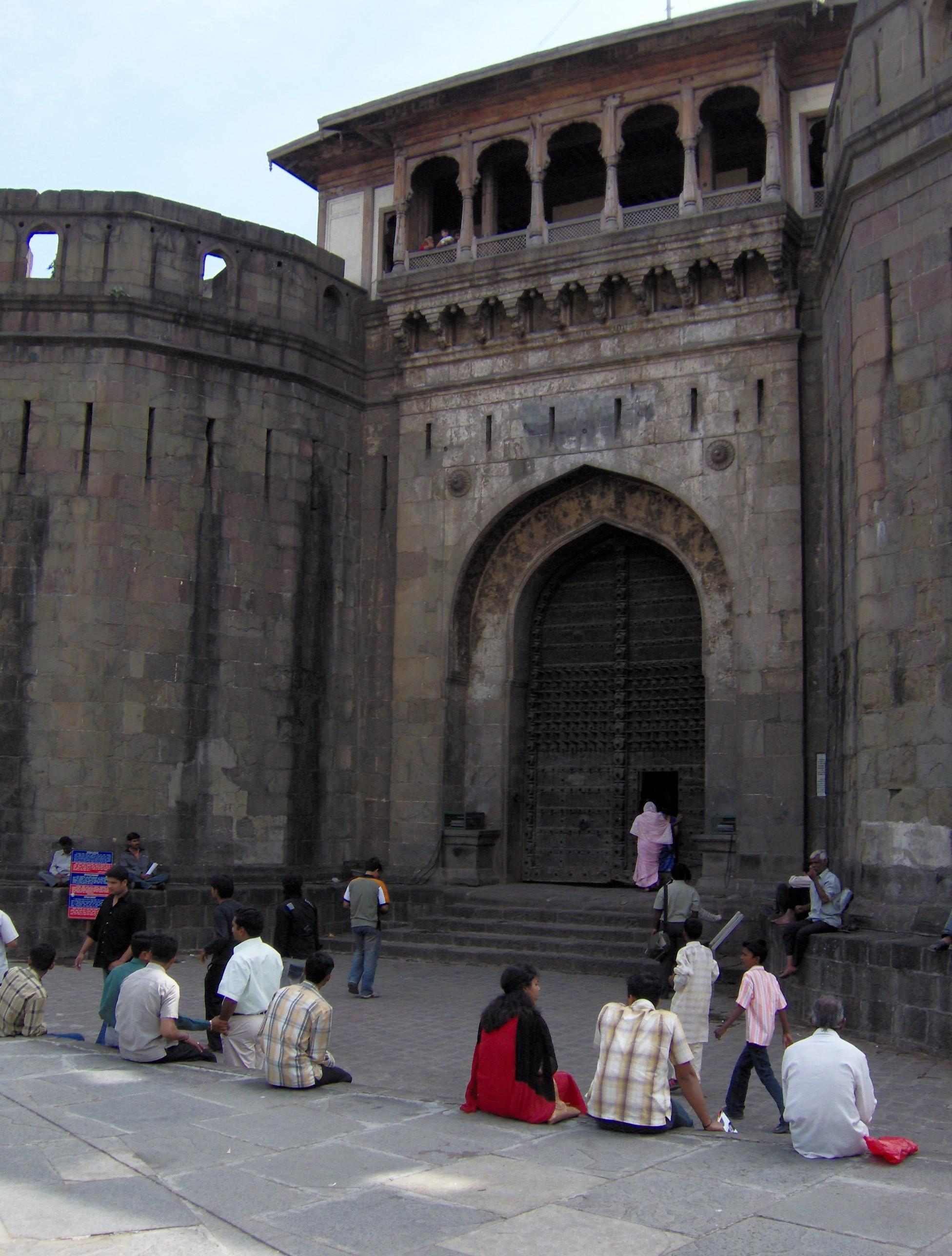 Pune_ShaniwarWada_DelhiGate