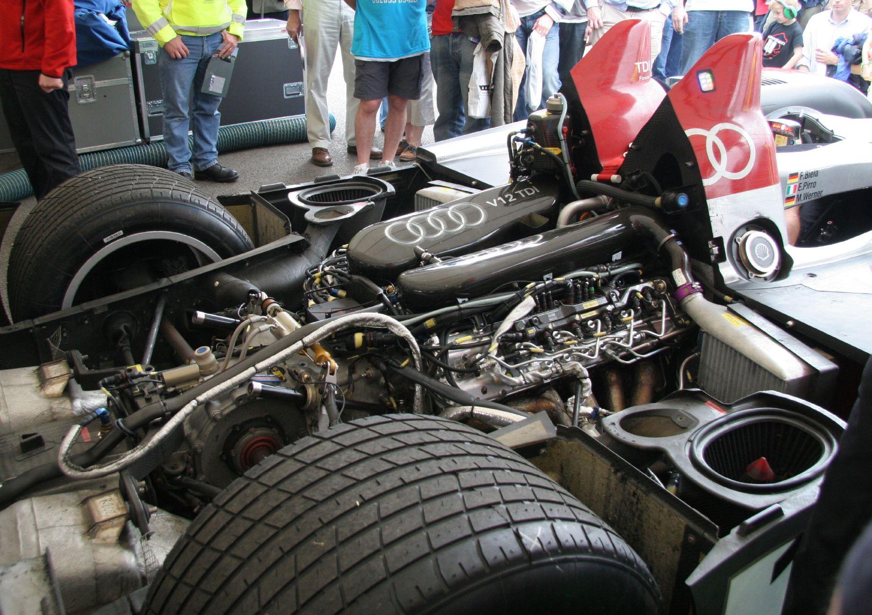 Mirage Baja Race Car