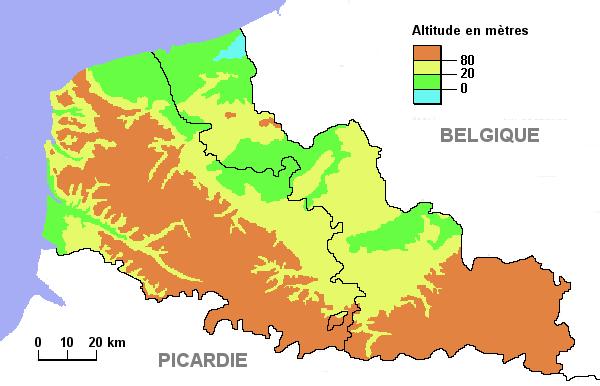 File relief nord pas de wikimedia commons for Chambre agriculture nord pas de calais
