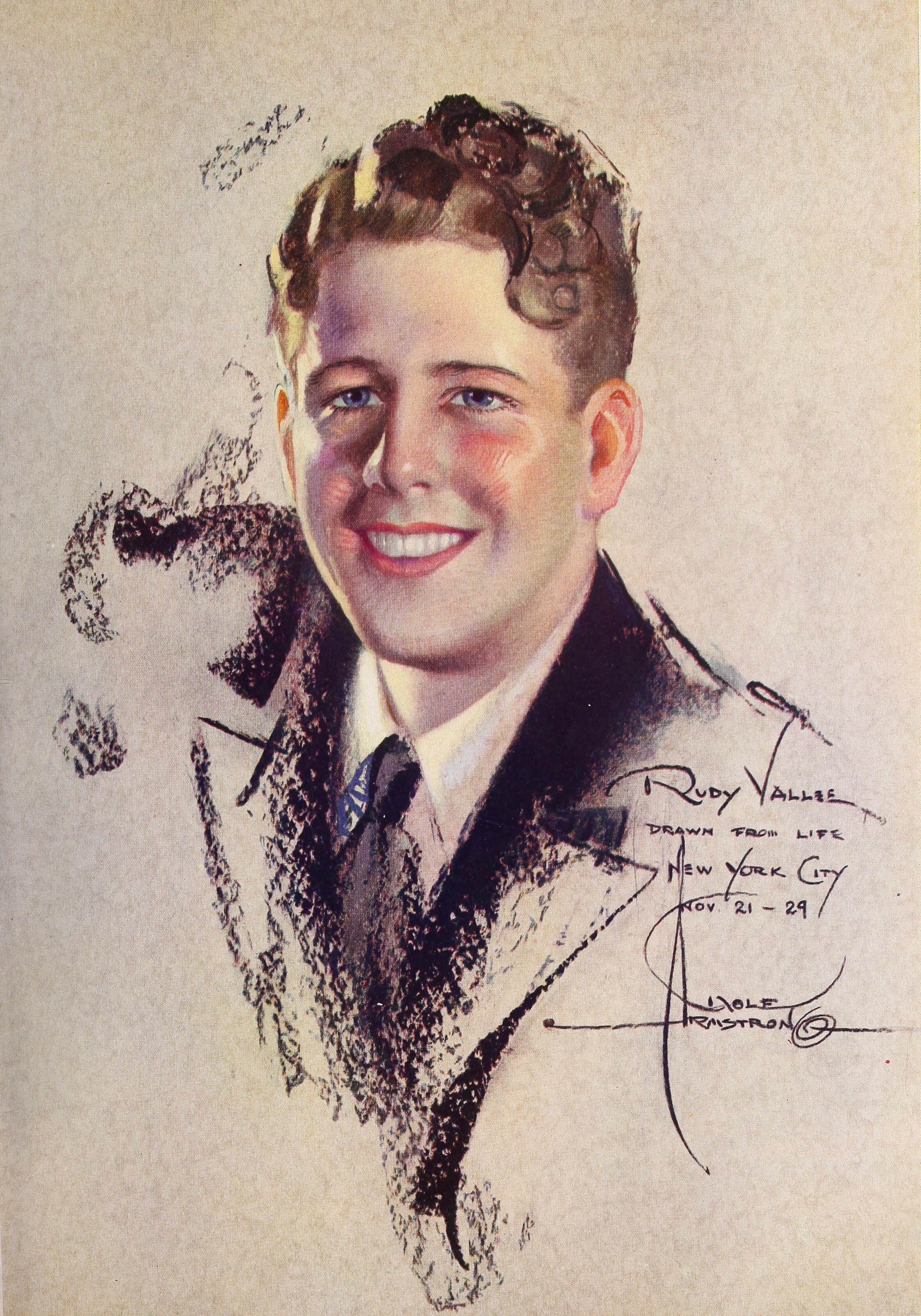 rudy vallee mike wallace interview