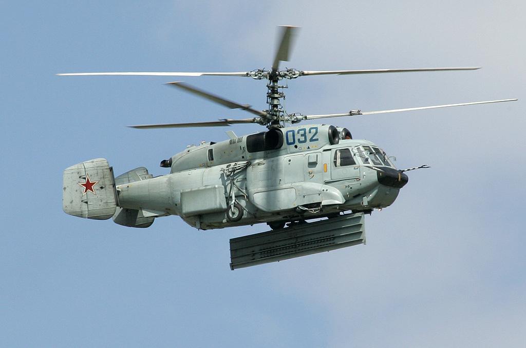 Resultado de imagen para Kamov Ka-31 'Helix'